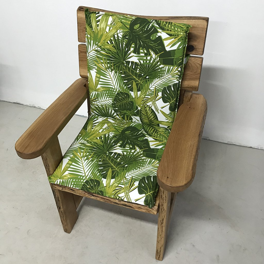 LIVING 9920 nízký - polstr na židli a křeslo