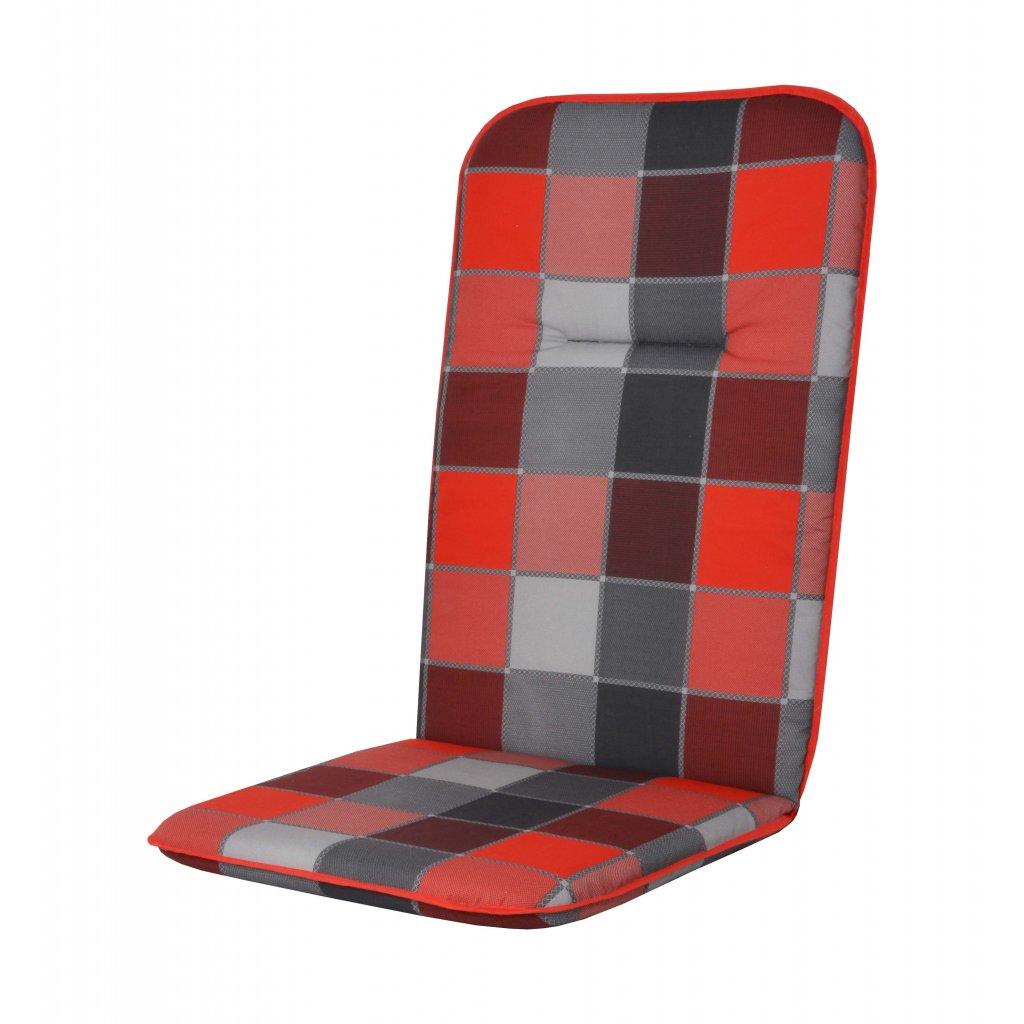 BASIC 6118 vysoký - polstr na židli a křeslo