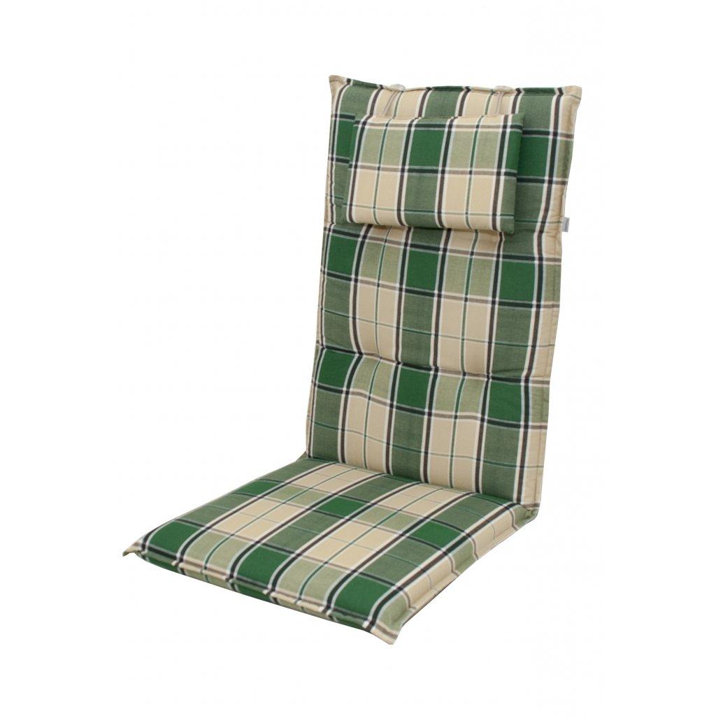 BRILLANT MG1226 vysoký - polstr na židli a křeslo