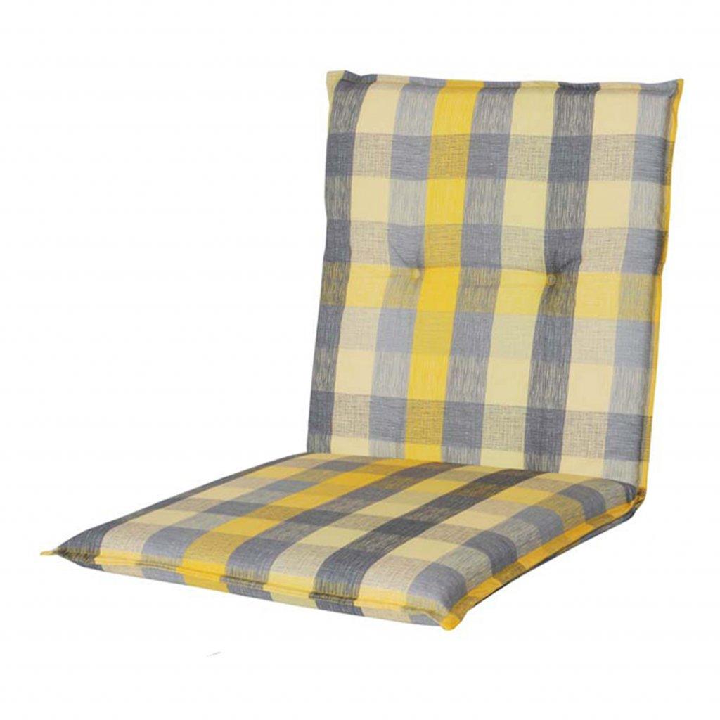 LIVING 5113 nízký - polstr na židli a křeslo