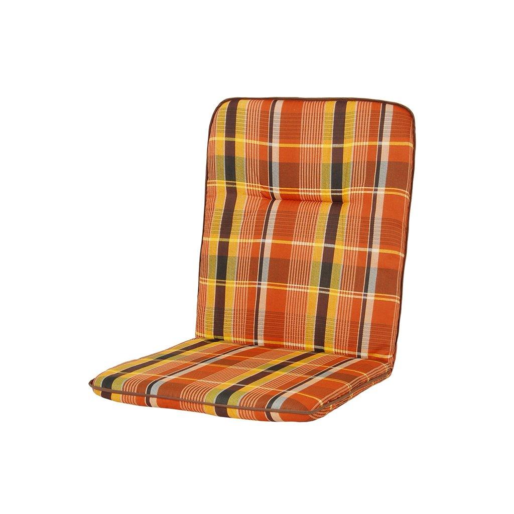 BASIC 24 nízký - polstr na židli a křeslo