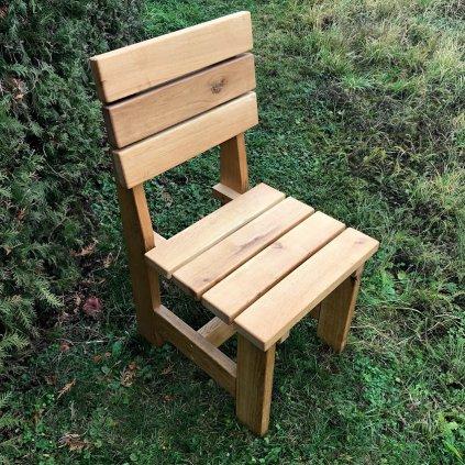 Klasická zahradní židle
