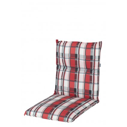LIVING 5309 nízký - polstr na židli a křeslo