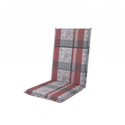 SPIRIT 8214 vysoký - polstr na židli a křeslo