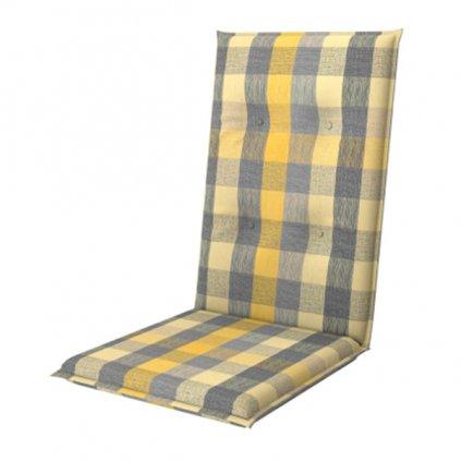 LIVING 5113 vysoký - polstr na židli a křeslo