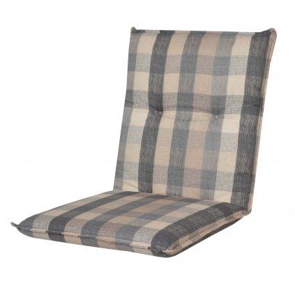 LIVING 5104 nízký - polstr na židli a křeslo