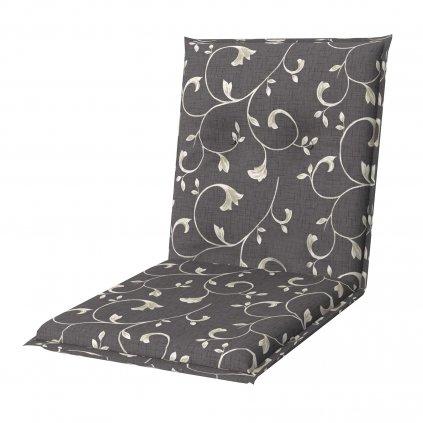 LIVING 2097 nízký - polstr na židli a křeslo