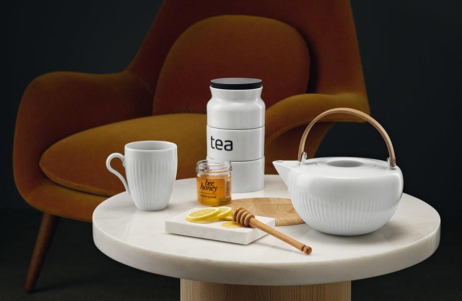 Příslušenství ke kávě a čaji