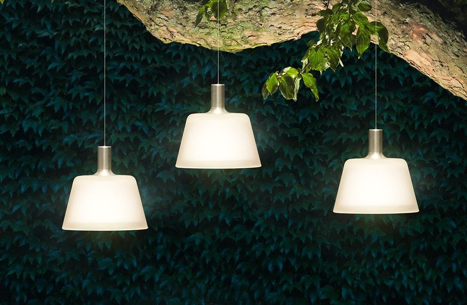 Zahradní svítidla