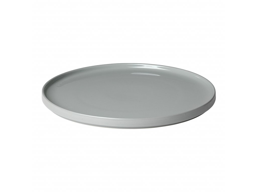 Servírovací talíř Mio světle šedá Blomus