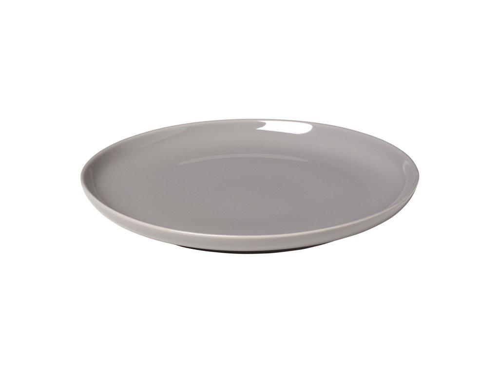 Dezertní talíř RO šedý