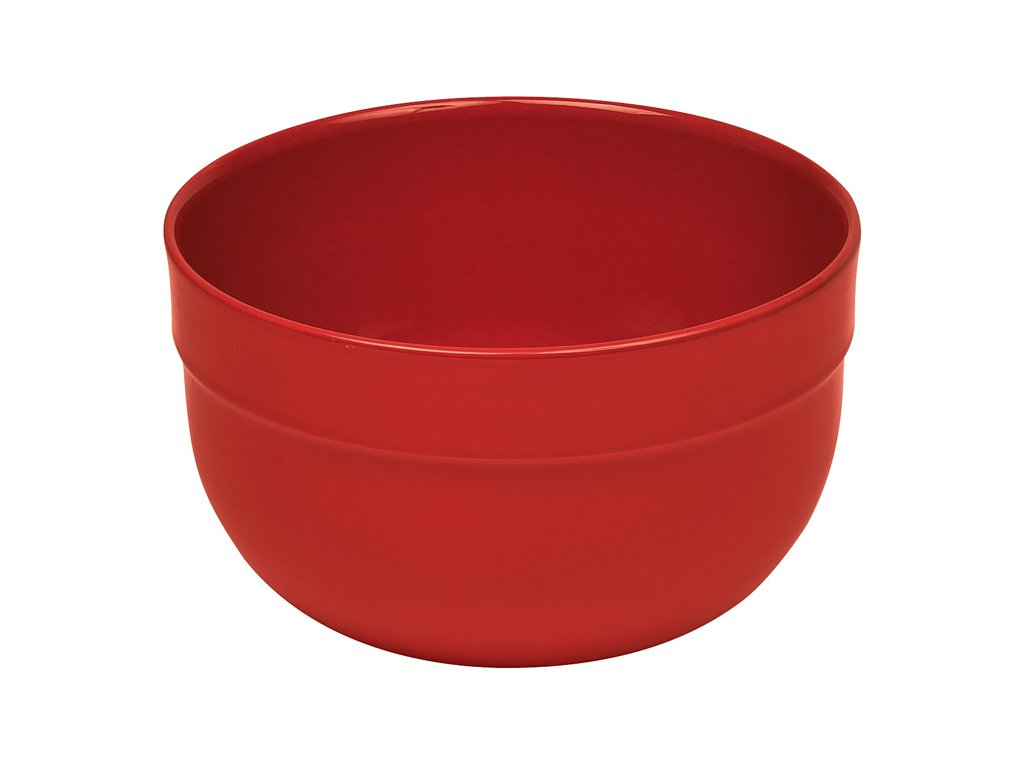 Mísa na míchání Ø 21 cm červená Burgundy