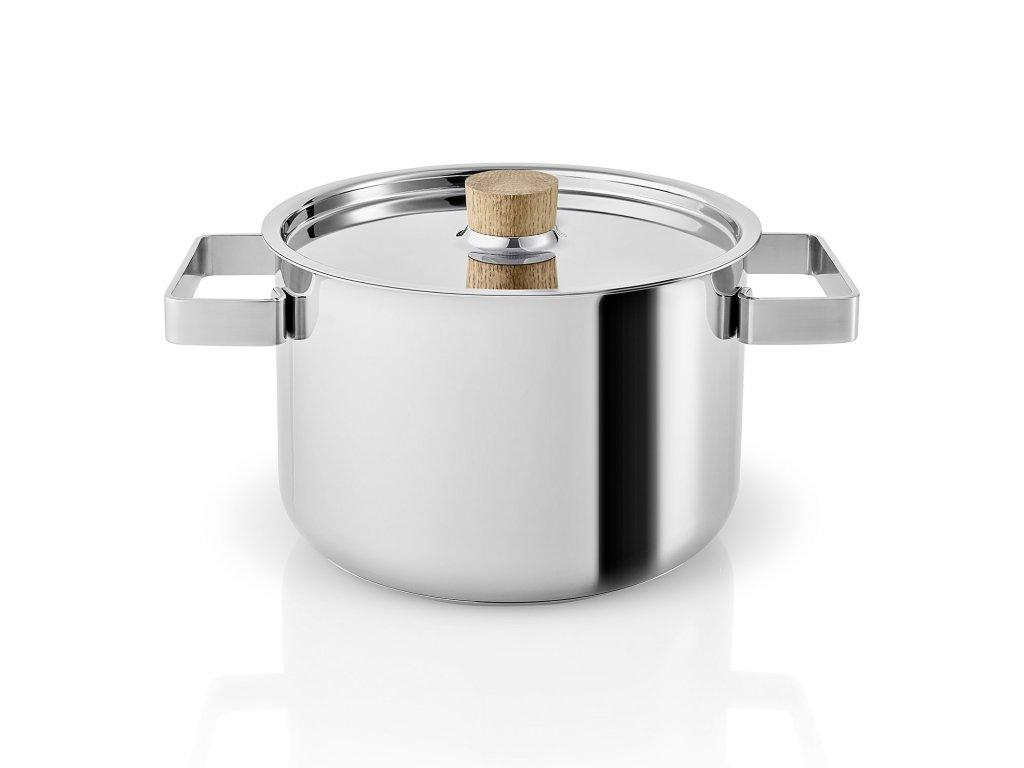 Hrnec s poklicí Nordic kitchen nerez Ø 18 cm Eva Solo