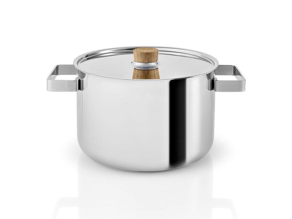 Hrnec s poklicí Nordic kitchen nerez Ø 20 cm