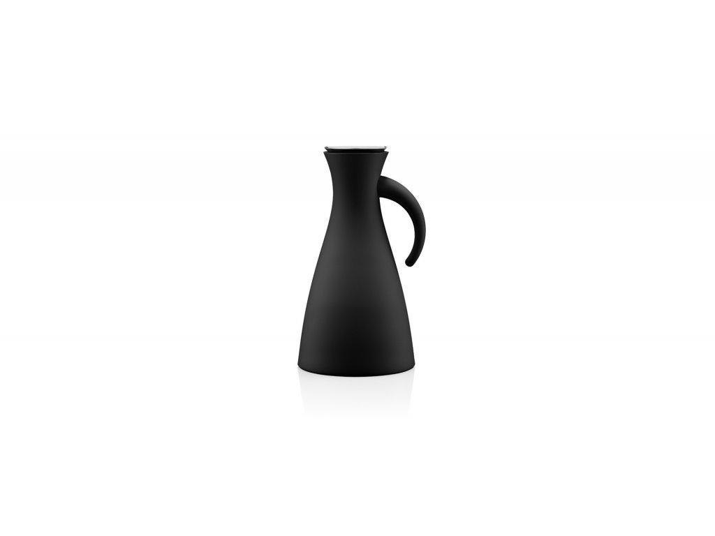 Vakuová termoska Ø 15,5 cm, 1,0 l matná černá