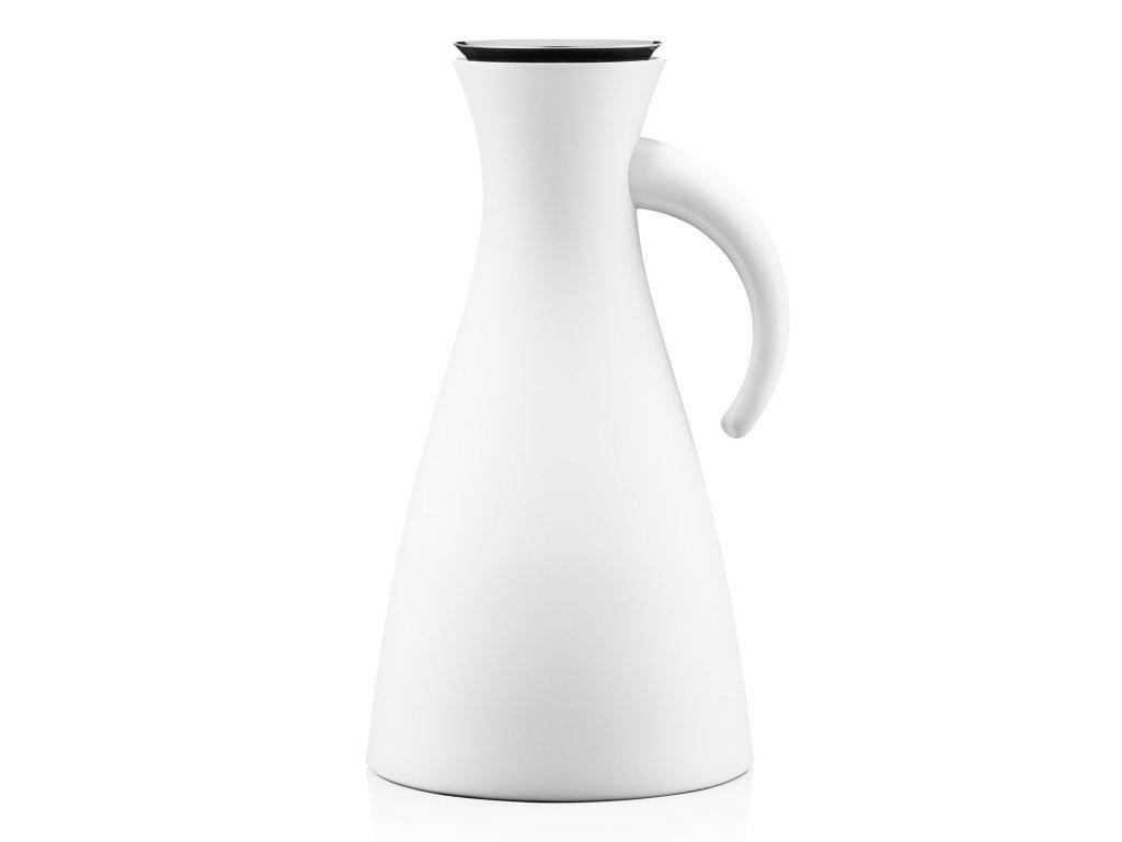 Vakuová termoska Ø 15,5 cm, 1,0 l matná bílá