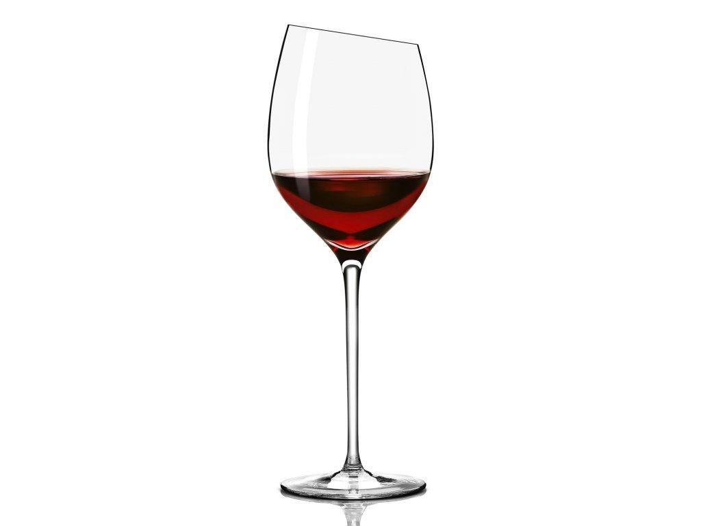 Sklenice na červené víno Bordeaux