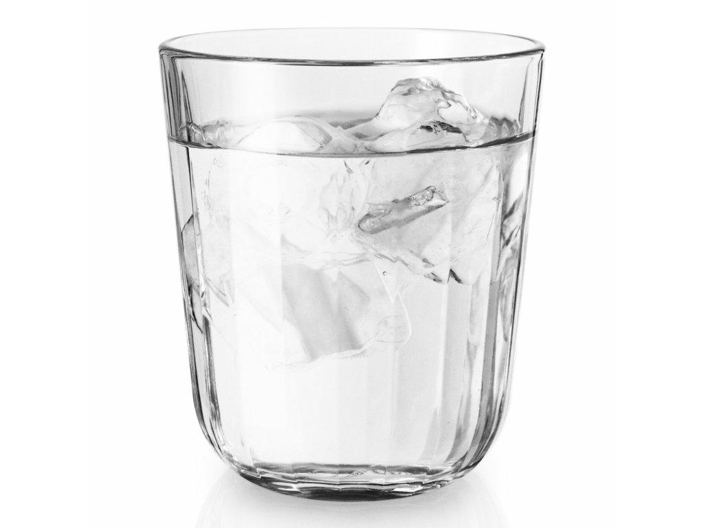 Set fazetových sklenic 0,27 l