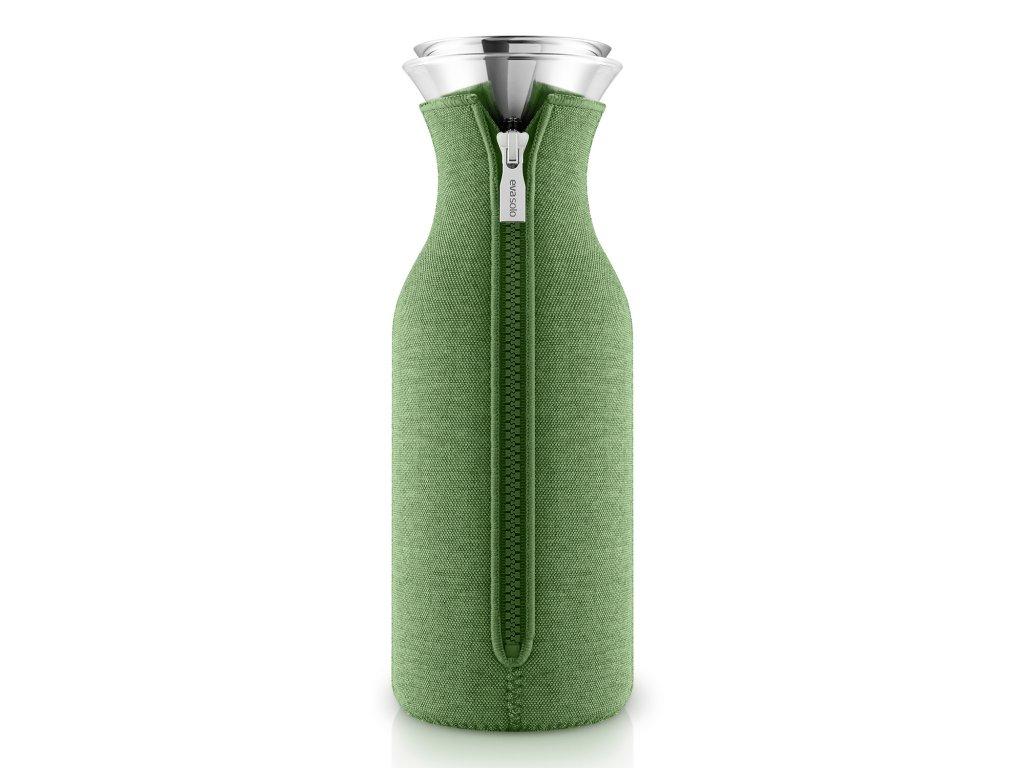 Karafa do lednice rostlinná zelená 1,0 l