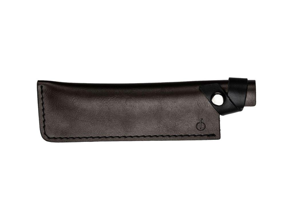 Kožené pouzdro na japonský nůž na zeleninu Forged Leather  Forged Leather