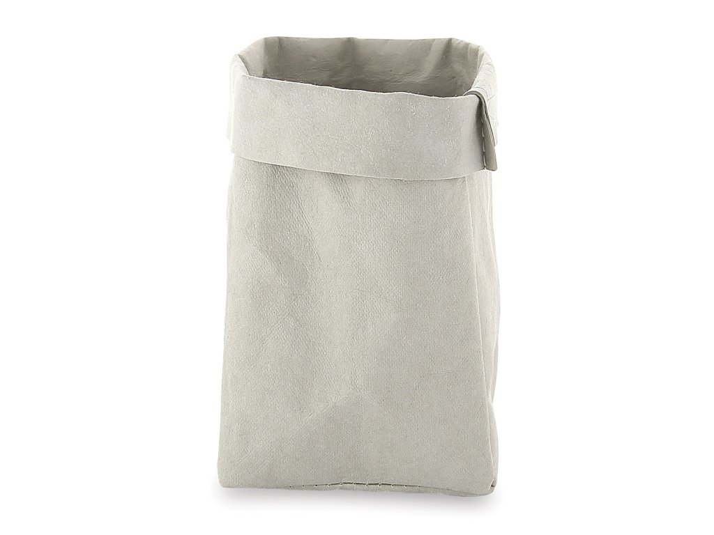 Ošatka na pečivo 10 x 10 cm šedá Touch
