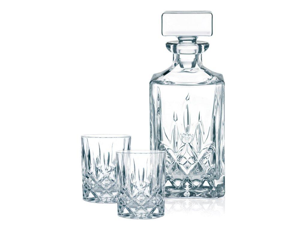 Whisky set 3 kusy Noblesse