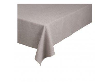 Lněný ubrus Lineo pískový 160 x 300 cm