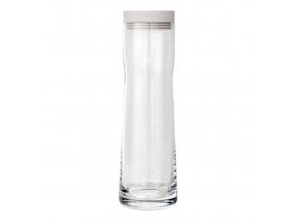 Karafa na vodu krémová SPLASH 1 l