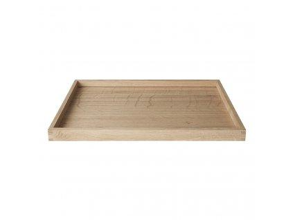Dřevěný tác BORDA L