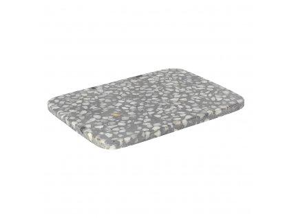 Podložka OMEO šedá 20 x 15 cm Blomus