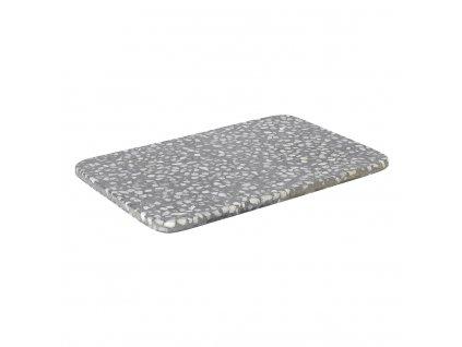 Podložka OMEO šedá 30 x 20 cm