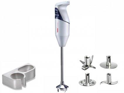 Tyčový mixér PROFI Gastro 350 bílošedý® bamix