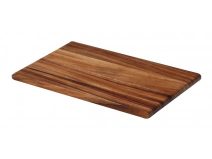Krájecí dřevěná deska Continenta 26 x 16,5 x 1,2 cm