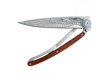 Kapesní nůž tattoo 37 g rosewood Wing deejo
