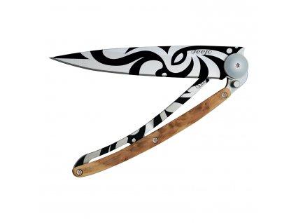 Kapesní nůž tattoo 37 g juniper Tribal deejo