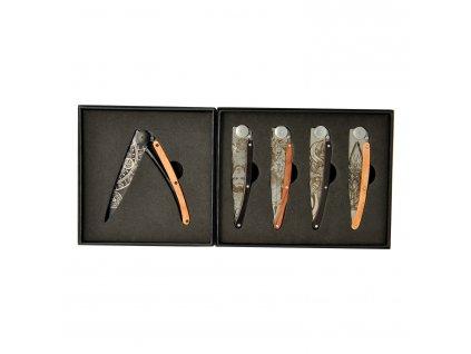 Dárková sada kapesních nožů 5dílná Fantasy
