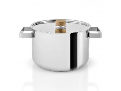 Hrnec s poklicí Nordic kitchen nerez Ø 20 cm Eva Solo