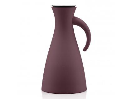 Vakuová termoska Ø 15,5 cm, 1,0 l tmavá burgundy