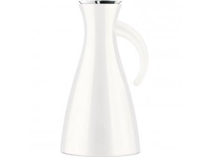 Vakuová termoska Ø 15,5 cm, 1,0 l bílá