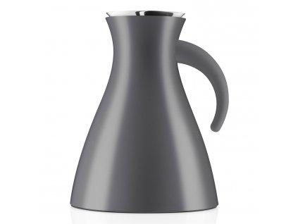 Vakuová termoska Ø 18 cm, 1,0 l šedá