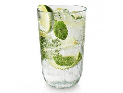 Set fazetových sklenic 0,43 l
