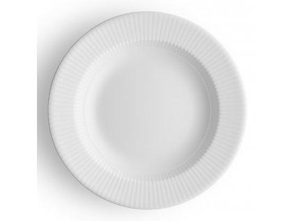 Hluboký talíř Legio Nova bílý Ø 22 cm