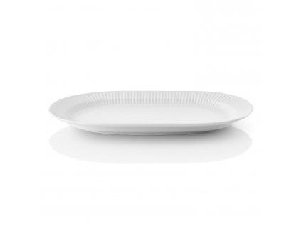 Servírovací talíř Legio Nova bílý 37 x 25 cm