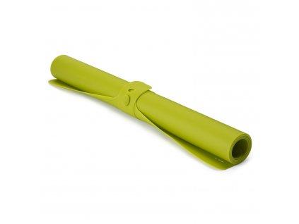 Silikonová podložka/vál na těsto zelená Roll-up™
