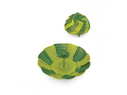 Skládací napařovač zelený Lotus™