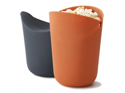 Sada individuálních nádob pro přípravu i servírování popcornu M-Cuisine™ Joseph Joseph