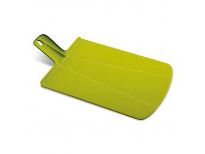 Skládací krájecí prkénko zelené Chop2Pot™ Large Joseph Joseph