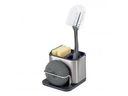 Stojánek na mycí potřeby malý nerezový Surface™