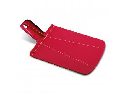 Skládací krájecí prkénko červené Chop2Pot™ Small Joseph Joseph