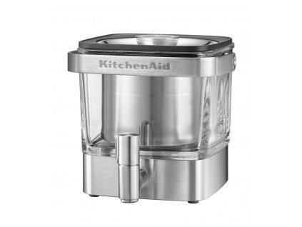 Kávovar pro studenou přípravu kávy, broušený nerez KitchenAid